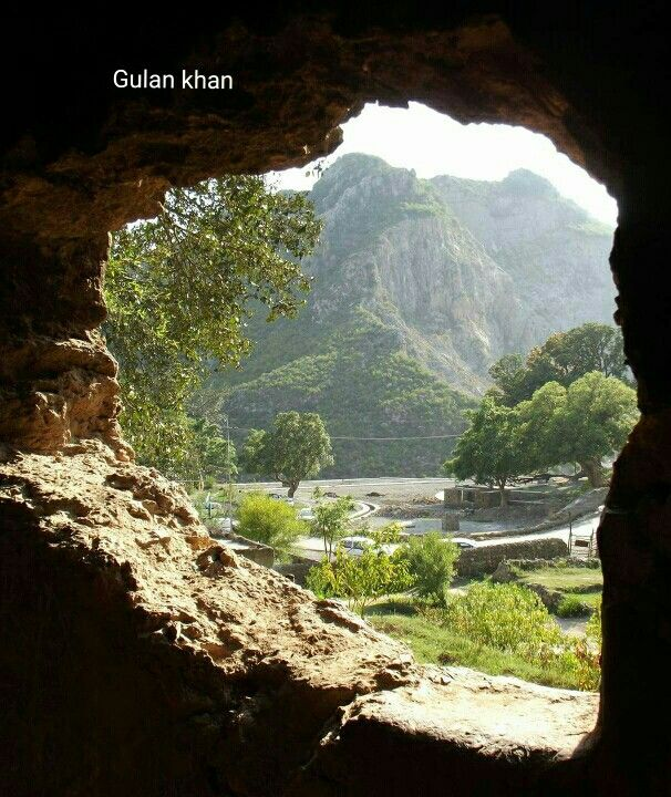 Wonderful window view of margalla hills Islamabad capital of the Great  Pakistan
