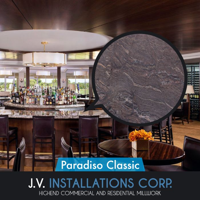 Live life with a #new #bar made with Paradiso Classic Granite , contact us Jv Installations Corp phone: 407-849-0262 / 407-849-0263 address: 1310 W Central Blvd. Orlando,FL 32805 #WadeBoard #orlando #florida #cabinetry #kitchen #design #luxury #style #classy #homedecor #wood #handcrafted #corporate #forsale #sale #decoration #remodeling #realstate #company #hospital #school #office #building #miami #investment #bank #creative #customer