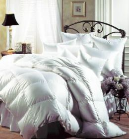 You have a down comforter that has been serving you well, and now it's in need of a good washing. So, how want to know whether you can machine wash the comforter yourself at home or whether you should have it dry cleaned.   First, to answer that...