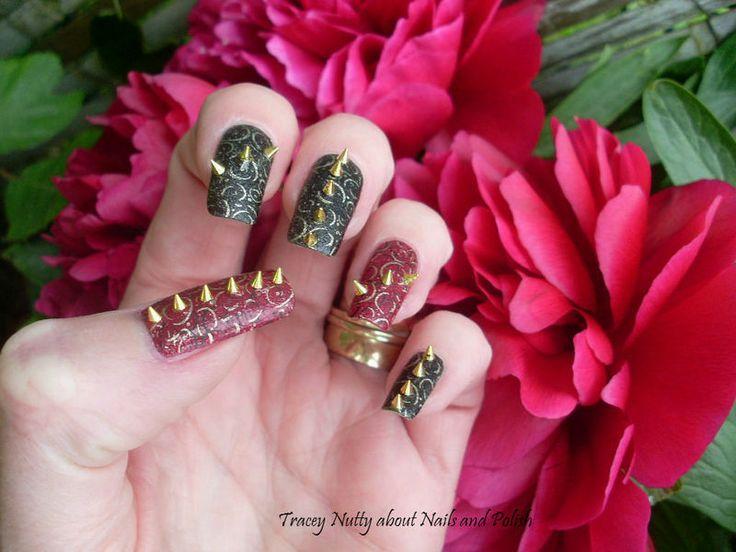 Stylish Funky Nail Designs