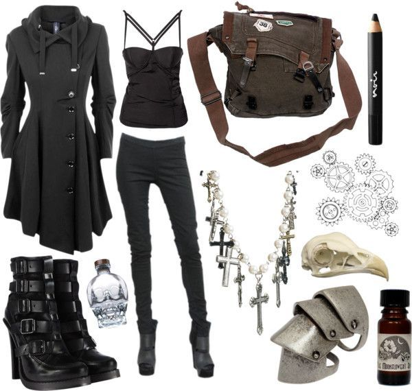 """""""Modern Steampunk"""" I could live without a few things but most of it is cool."""