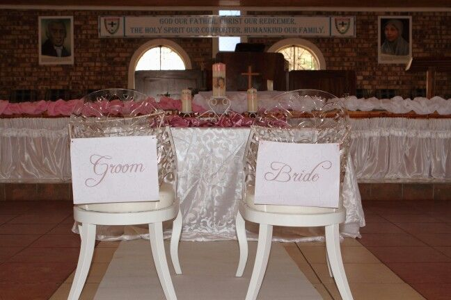Groom, Bride