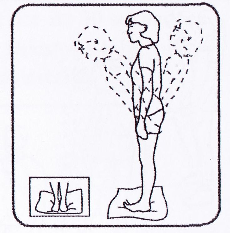 Balance And Coordination Exercise For Multiple Sclerosisms Lean Forwards Backwards