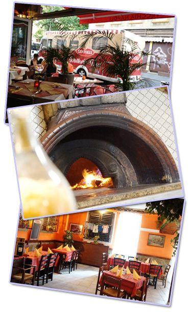 Dresden Italiaans Restaurant Vecchia Napoli