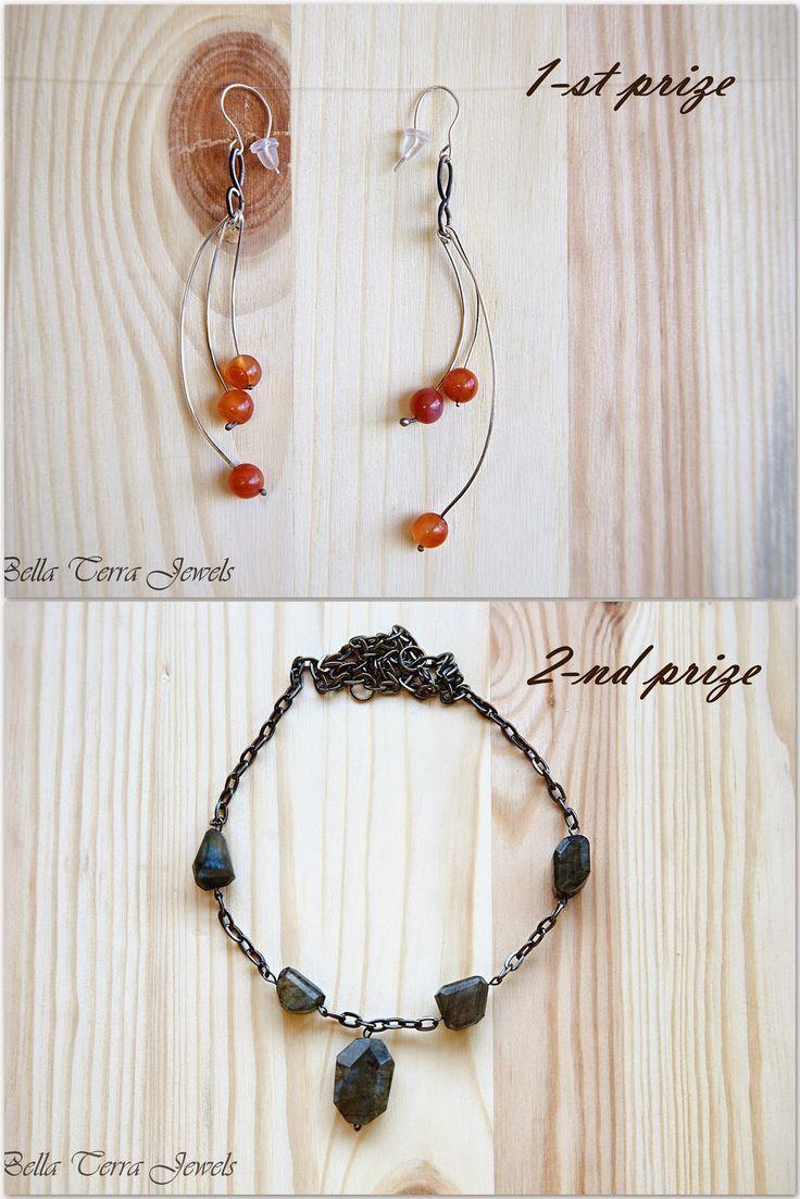 Bella Terra Jewels: Prizes drawing! Розыгрыш призов!