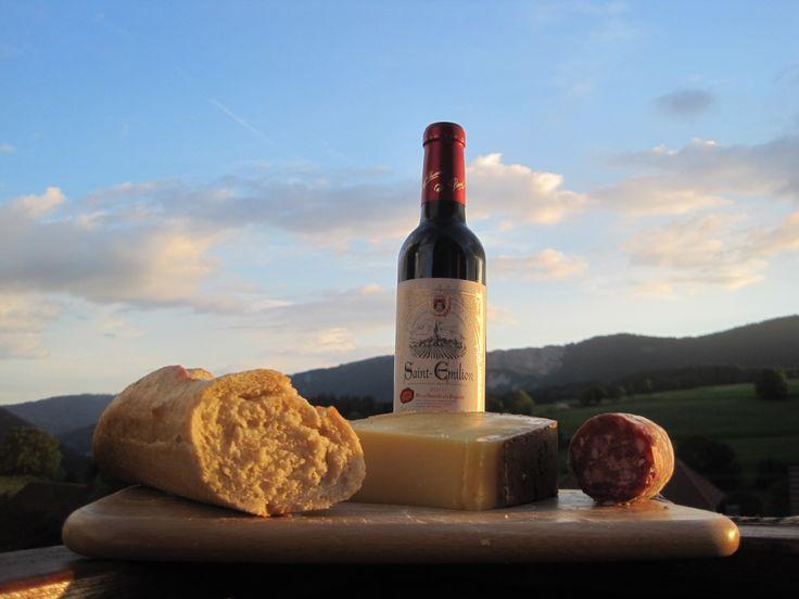 Alles Käse im Traumurlaub - eine Wanderung durch die Franche-Comté