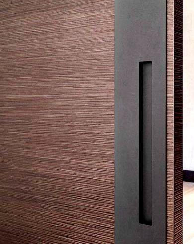 Handle door.: