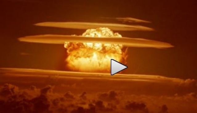 This Footage of the Castle Bravo Nuclear Explosion Is Really Cool