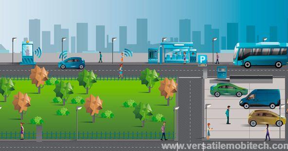 Best smart city mobile applications development services