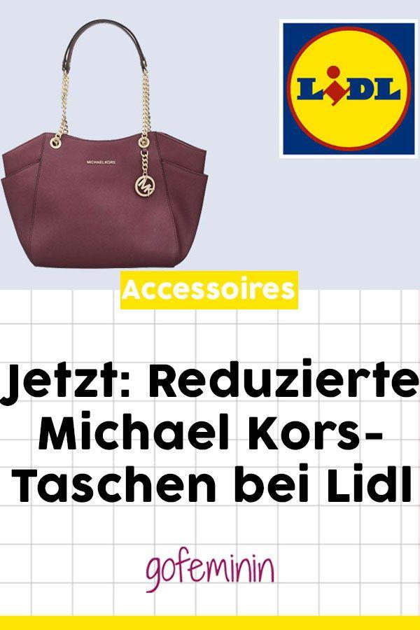 Lidl Verkauft Jetzt Designertaschen Zum Schnappchenpreis Lidl Michaelkors Designerhandtasch Handtaschen Michael Kors Michael Kors Tasche Designer Taschen