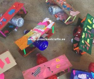 Helicopter Craft Ideas From Plastic Bottles For Kids