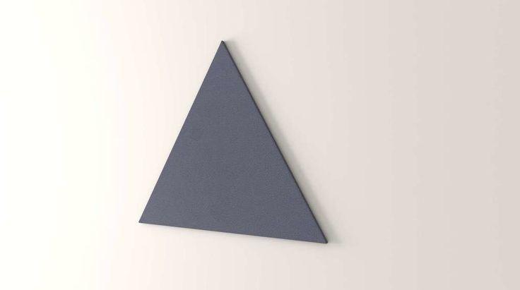 Best 25 Triangle Wall Ideas On Pinterest Geometric Wall