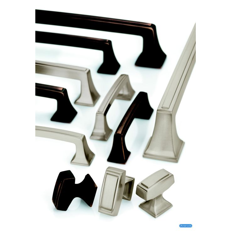 Amerock Mulholland Collection Decorative Cabinet Hardware