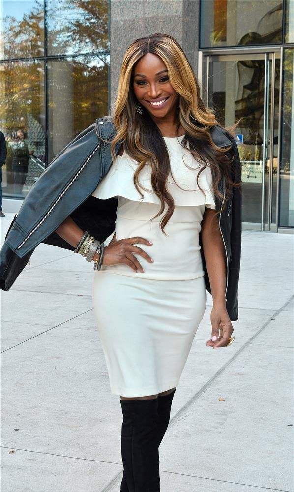Cynthia Bailey gives tips to aspiring models. from Essence.com