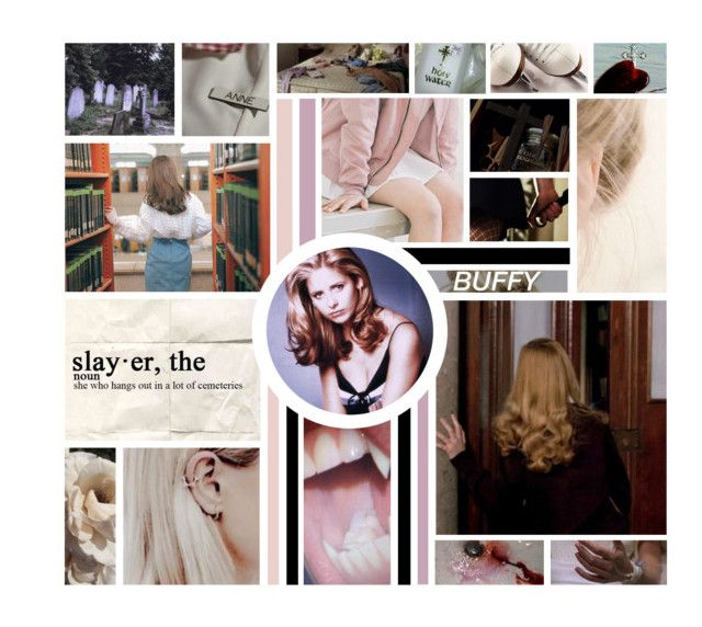 """""I'm A Slayer. Ask Me How"" 