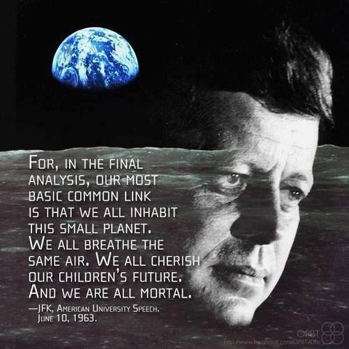 """an analysis of conformity is jailer of freedom and the enemy of growth by john f kennedy 23 inspiring business growth quotes for 2017 in  """"conformity is the jailer of freedom and the enemy of growth — john f kennedy,."""
