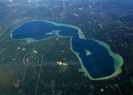 Higgins Lake Michigan