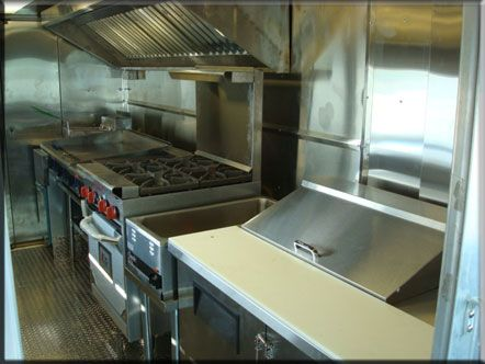 Kitchens on Wheels can help you select the equipment for your new custom  Food Truck