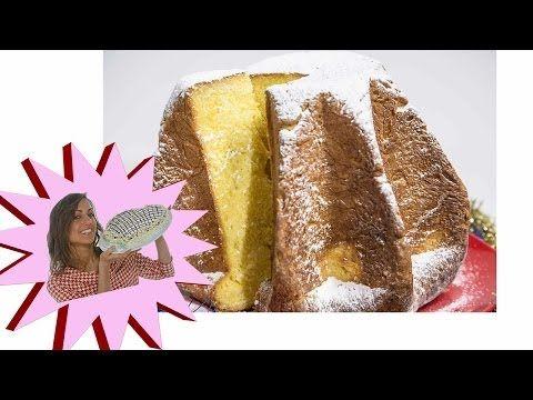 Pandoro Fatto in Casa - Le Ricette di Alice - YouTube