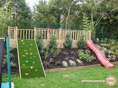 create a child friendly garden - Google Search