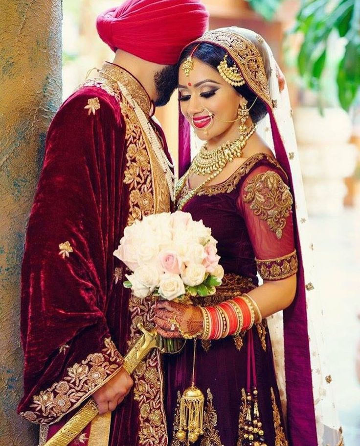 Sikh Wedding: 1967 Best Images About Bridal On Pinterest