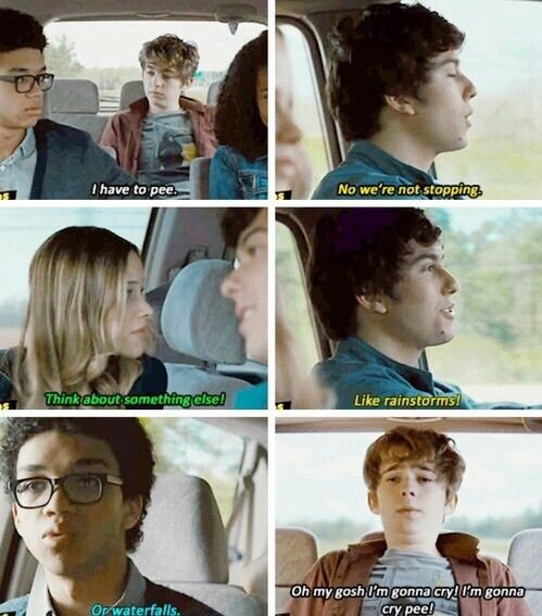 paper towns, funny, and book Bild