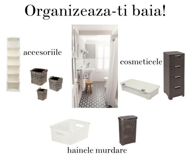 Ama - organizare baie