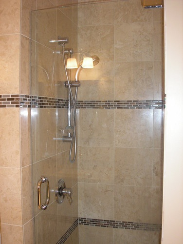 Decorative Tile Border In Shower 24 Best Tile Update Images On Pinterest  Pencil Subway Tiles And