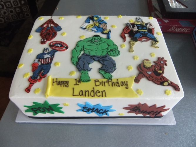 8 best incredible hulk cake images on pinterest tutorials 4th maybe if ironman is bigger than the incredible hulk pronofoot35fo Choice Image