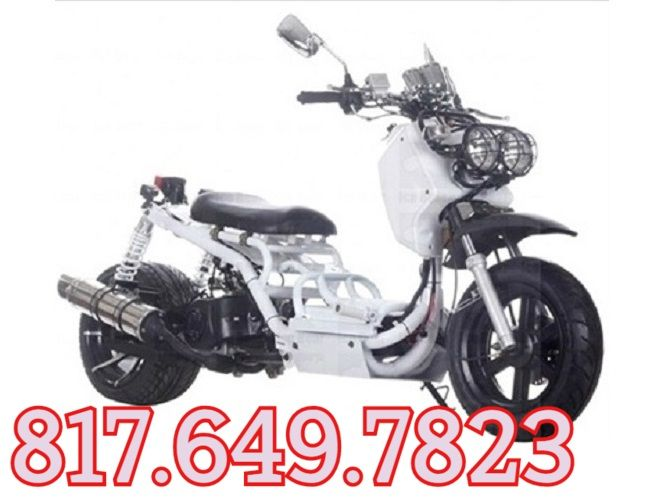New 50cc Fully Automatic Pmz50 19 Scooter High End Sale Price 1 299 00 50cc Scooter Mad Dog