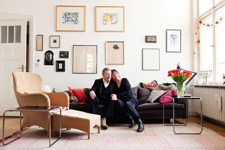 Otto Sander & Monika Hansen « the selby