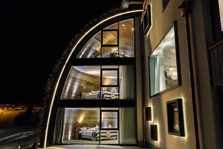 Designchalets Allgäu Lofts: Die neueste Errungenschaft der Familie Ebert von der Schlossanger Alp - die luxuriösen Allgäu-Lofts mit viel Privatsphäre, aber Anschluss an die Schlossanger Alp mit Restaurant, Wellness und allem Drum und Dran.