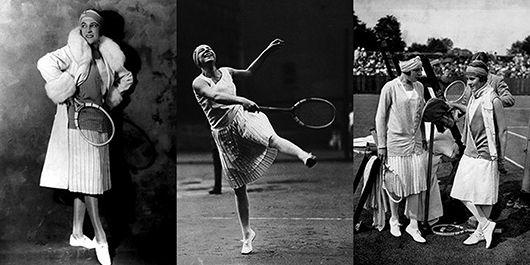 Jean Patou y el diseño deportivo