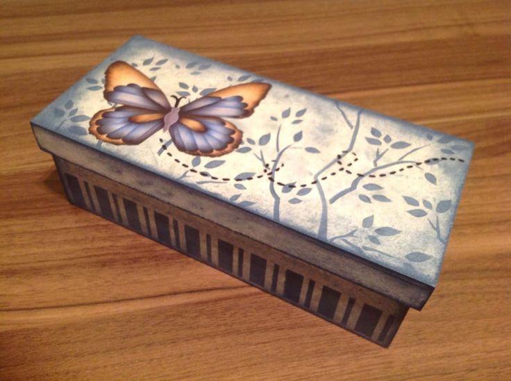 caixa de mdf www.ideiasartesanato.com.br