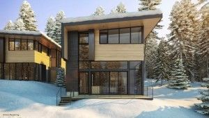 alpine modern homes - Google Search