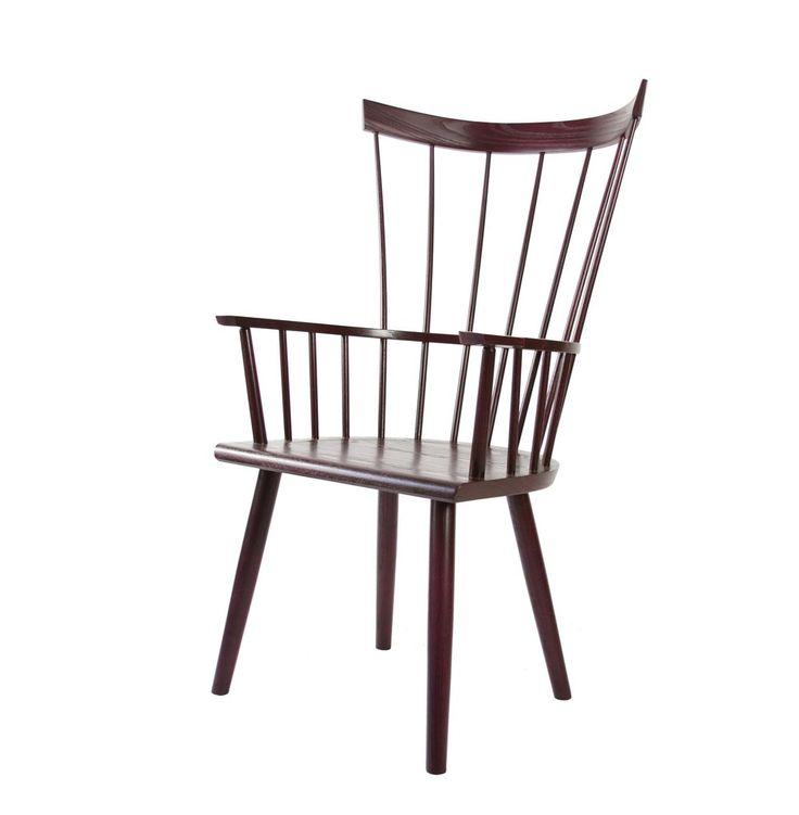 Colt High-Back Armchair — O&G STUDIO