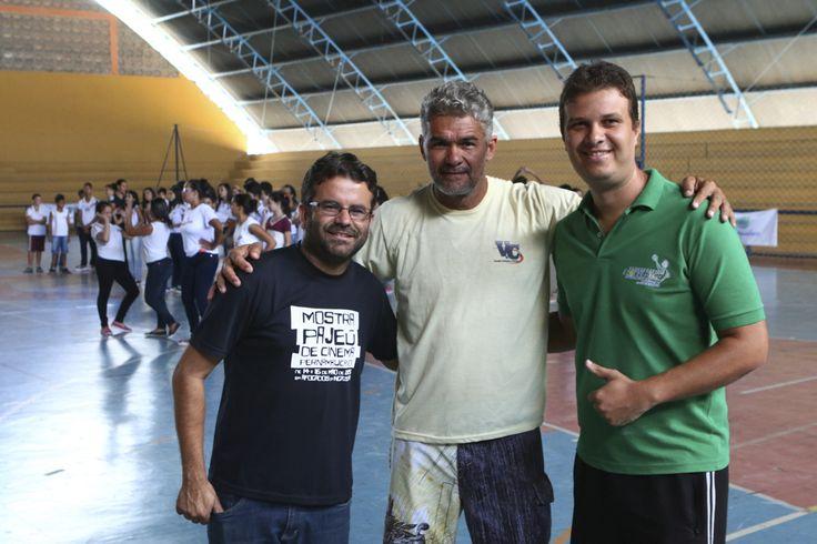 Sandrinho, Lula e Edgar