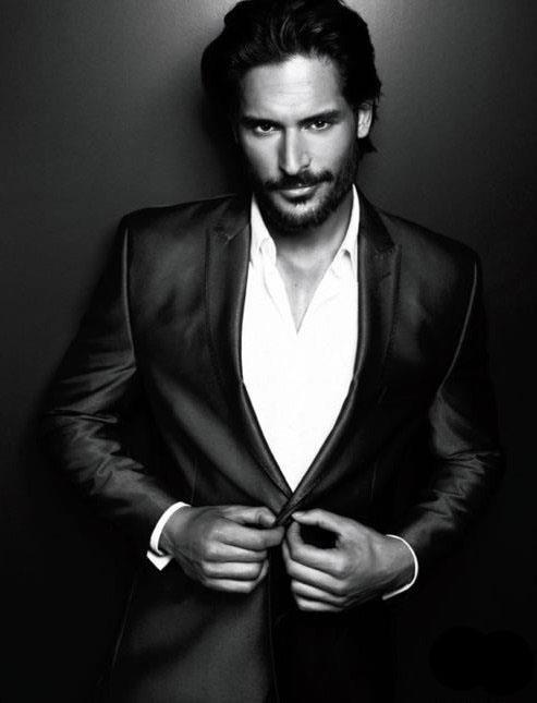 Meet this Gorgeous man, my future hubby Joe Manganiello! ;)