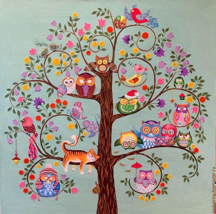 Картинки тигр для детей нарисованные