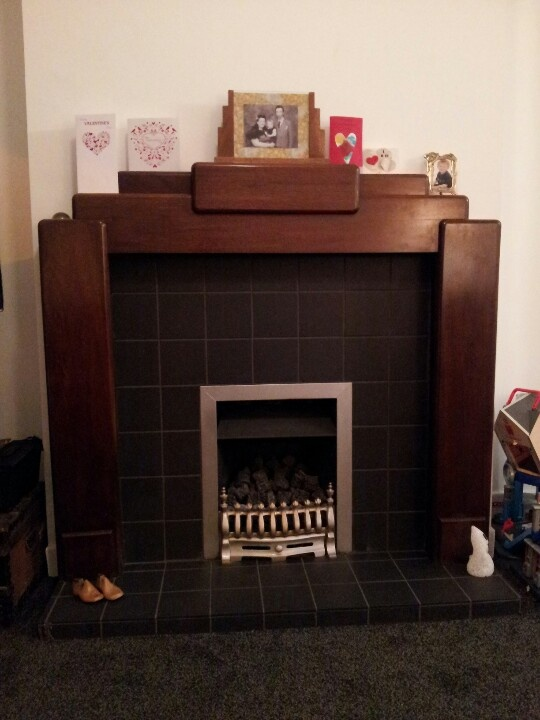 25 Best Ideas About 1930s Fireplace On Pinterest Alcove