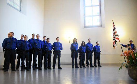 St.Gallen: Neue Polizeiangehörige für die Stadtpolizei › newsbloggers.ch