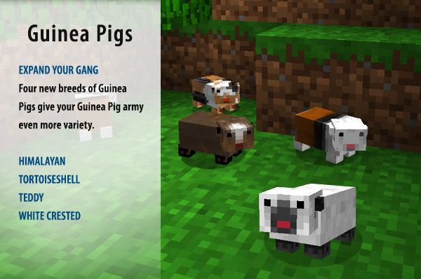 THEY'RE SO ADORABLE I'M GONNA DIE #Minecraft