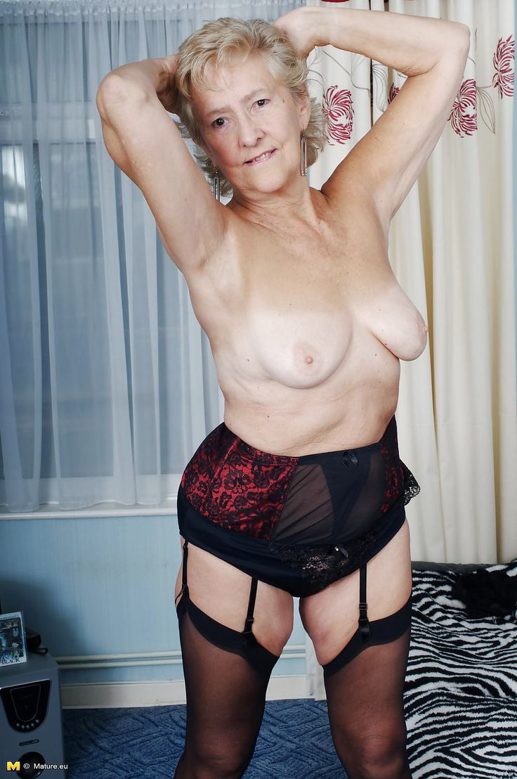 S nude grandmother