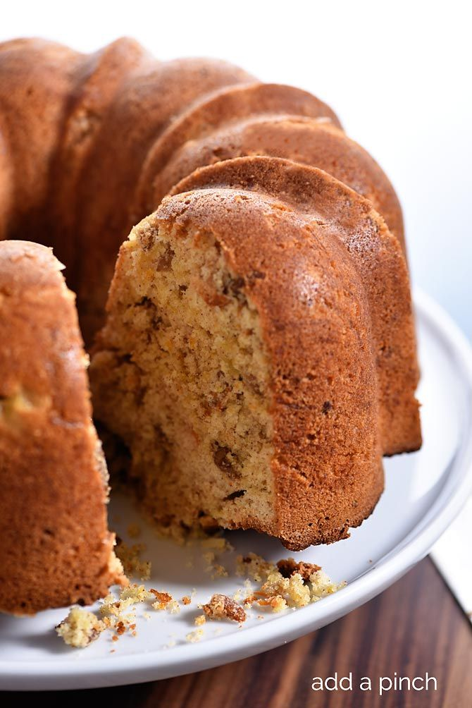 This Morning Glory Bundt Cake will make a welcome addition to any breakfast, brunch or any meal for that matter. Made with carrots, apples, pineapple and coconut, this bundt cake will become a family favorite!