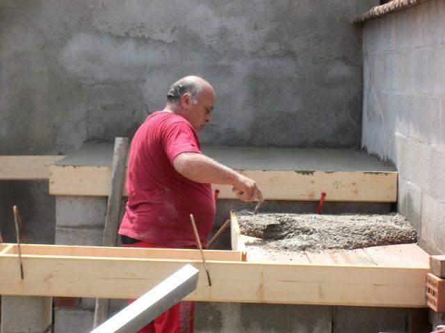 EL BLOG DE LA ELENA. UN BLOG DULCE, DIVERTIDO Y ENTRETENIDO: Como fabricar horno de leña Casero. Paso a paso