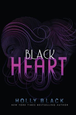 *Love* this cover  (Holly Black's 'Black Heart')