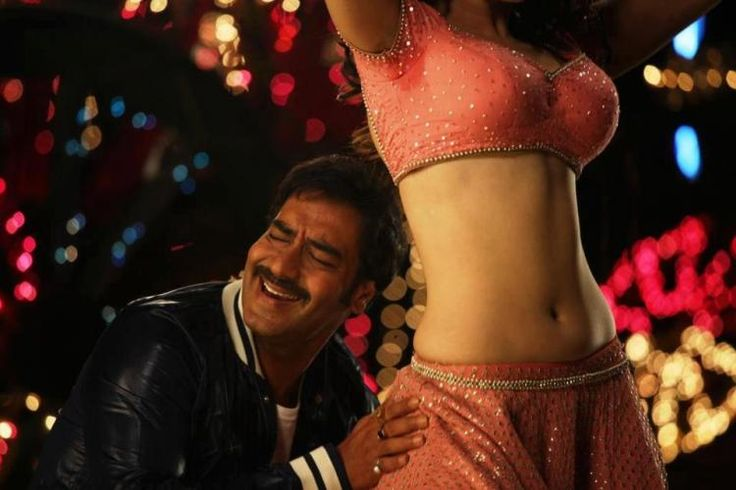 Movie Stills: Ajay Devgn & Tamannaah in Himmatwala | PINKVILLA
