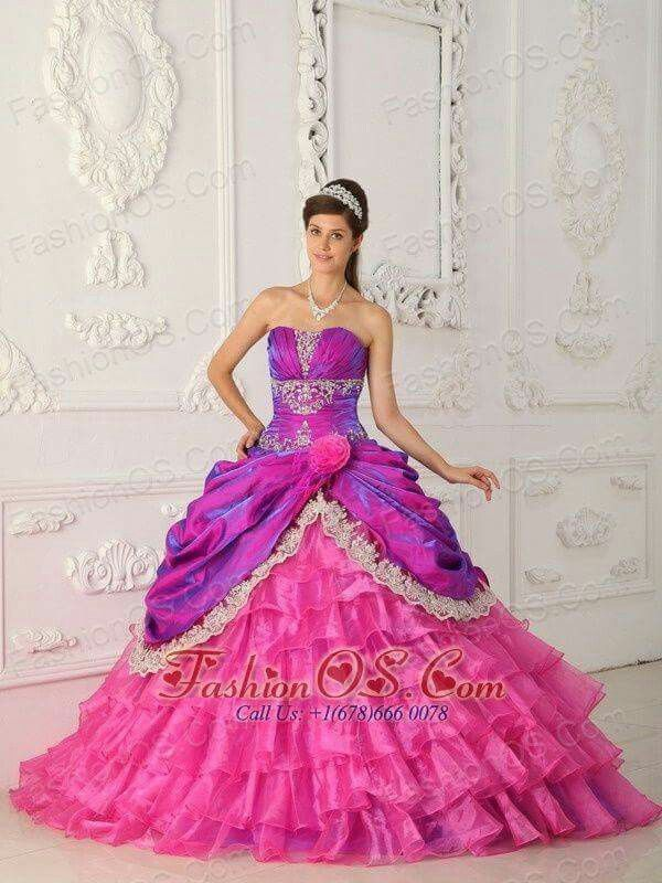 247 mejores imágenes de 15th dress. en Pinterest | 15 vestidos ...