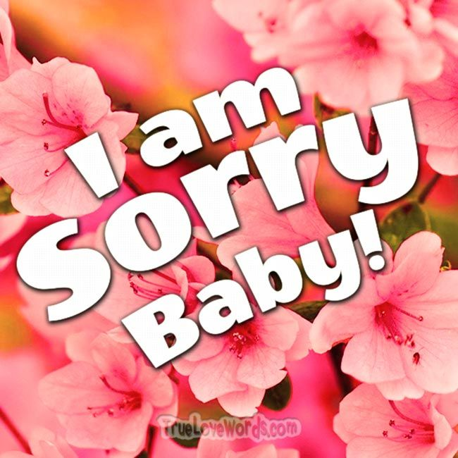 42 Sorry Messages I M Sorry Baby True Love Words Sorry Text Sorry Text Messages True Love Quotes