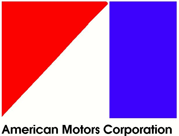 American Motors Corporation - logo